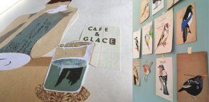 Daniele Knirim collages